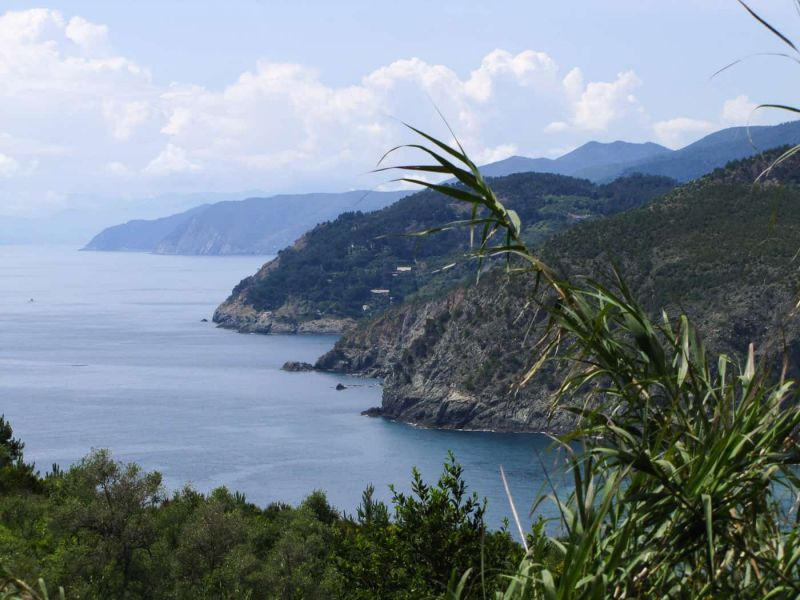 Hiking trails in the Cinque Terre