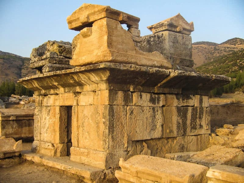 Hierapolis.