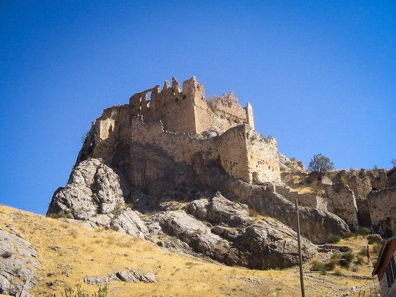 Eski Kahta Castle