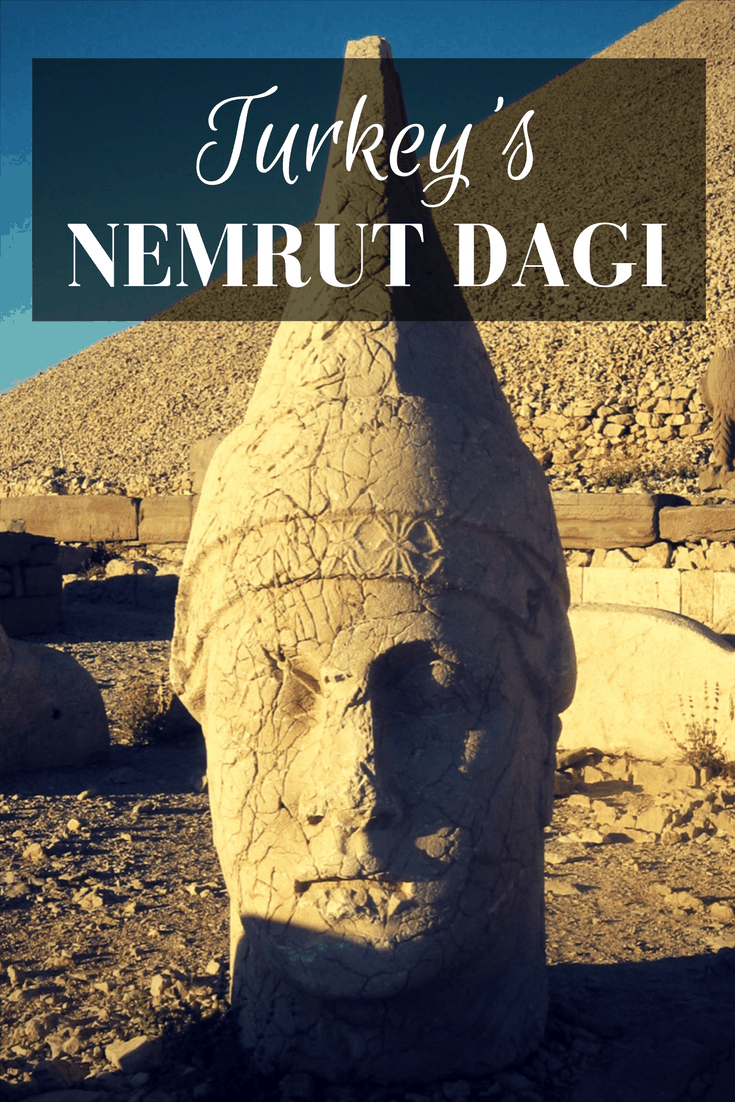 Nemrut Dağı is one of the most evocative ancient sites in Turkey. It was a travel dream come true when I finally made it to this mountain-top mausoleum.