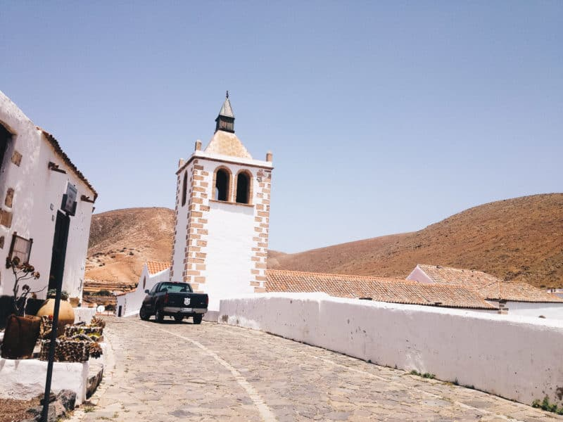 Historic buildings in Betancuria | An Unspoilt Guide to Fuerteventura | The Mediterranean Traveller