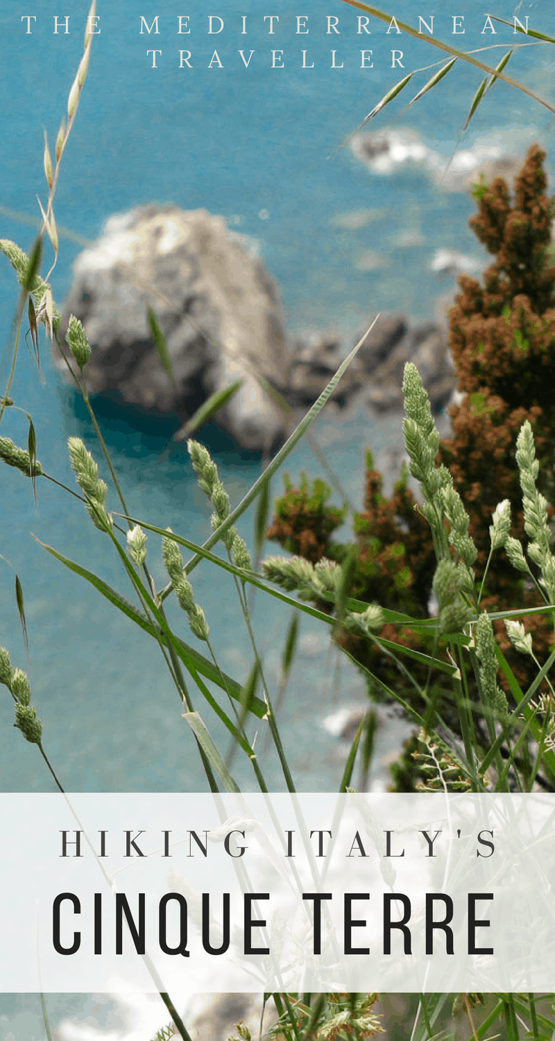 How I found my zen whilst hiking the beautiful coastal trails in the Cinque Terre, Italy. It's the sweetness of doing nothing (except a lot of walking).