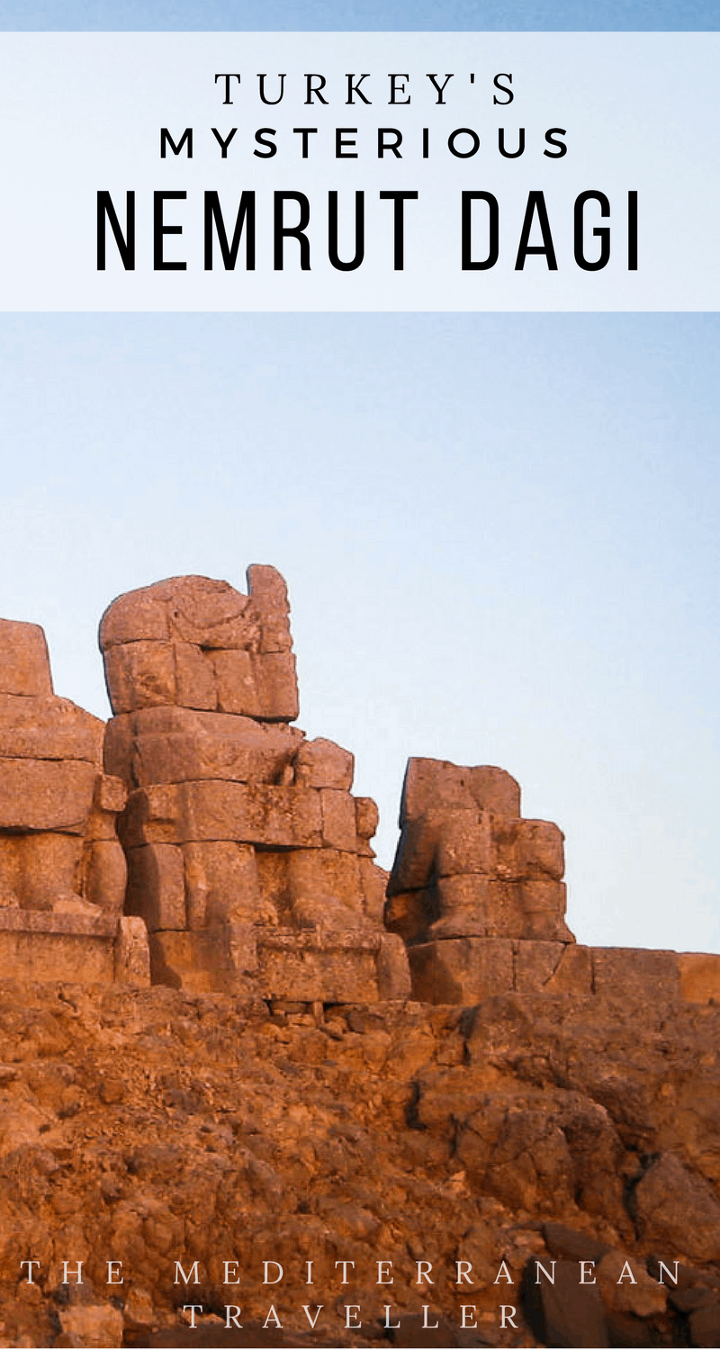 A mysterious mountaintop mausoleum with scattered stone heads, Nemrut Dağı is one of the most evocative ancient sites in Turkey.