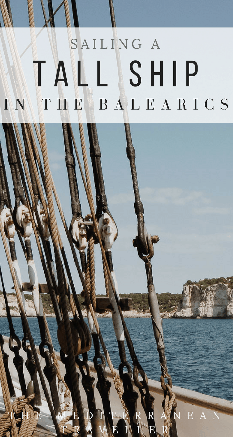 Ever wondered what it's like to sail a tall ship? This was my experience on board the SS Stavros S Niarchos in the Mediterranean with the TSYT.