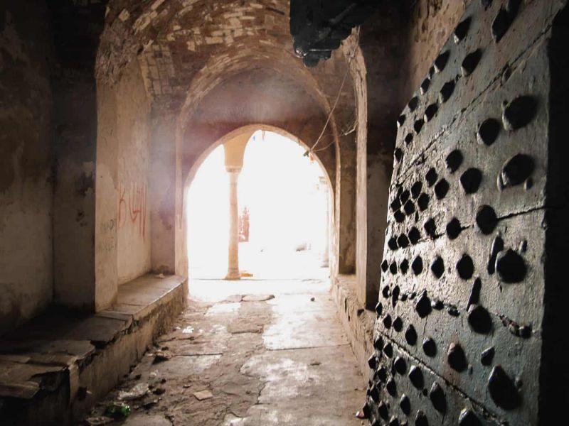 Exploring Tunis Medina
