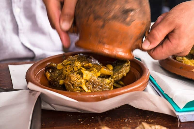 Lamb tangia | Marrakech Food Tours: A Review