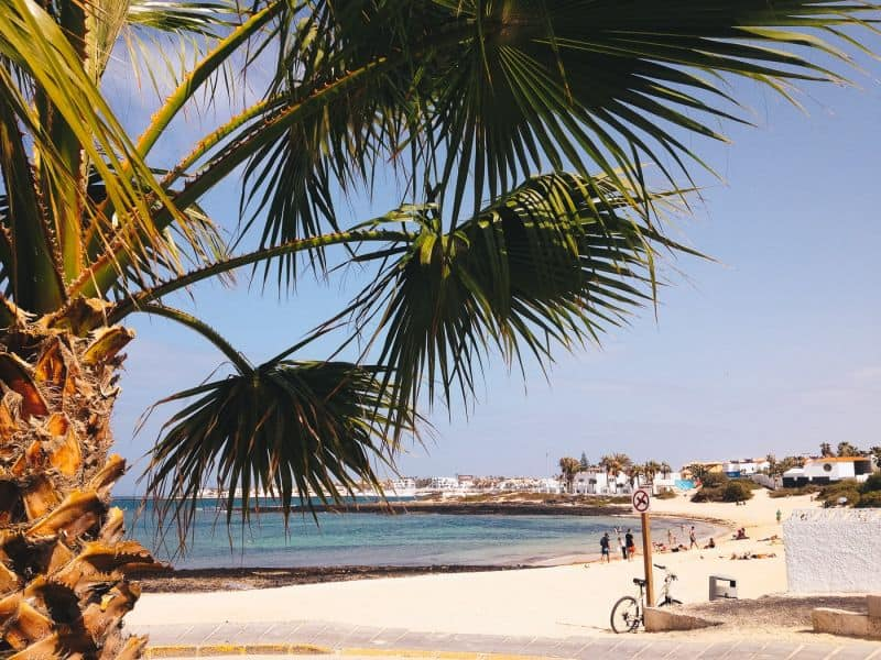 Corralejo beach | An Unspoilt Guide to Fuerteventura | The Mediterranean Traveller