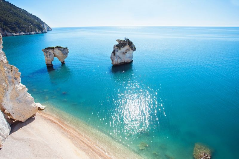 10 Most Beautiful Beaches In Italy The Mediterranean Traveller