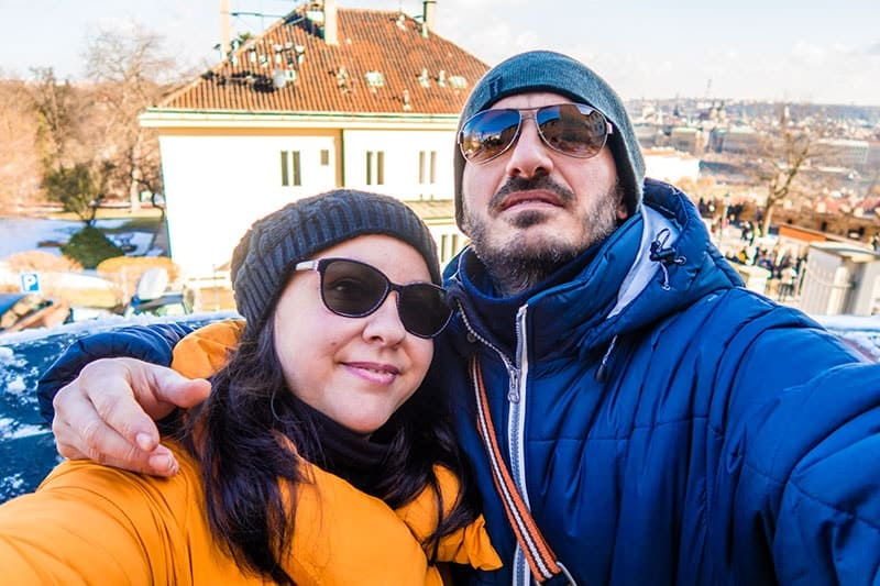 Danila and Aldo Caputo