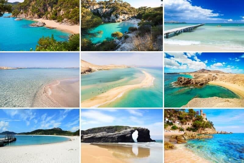 10 Most Beautiful Beaches In Spain The Mediterranean Traveller