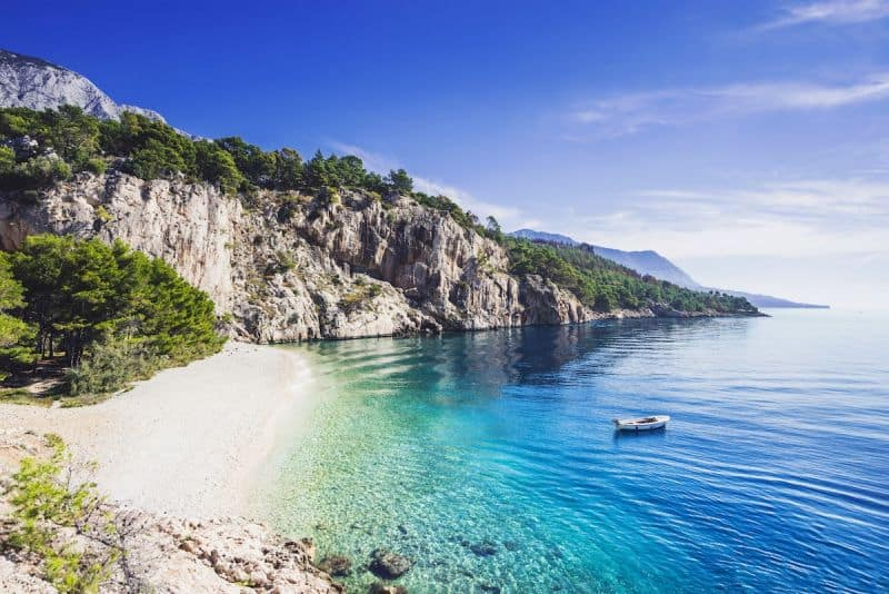 The 10 Most Beautiful Beaches in Croatia