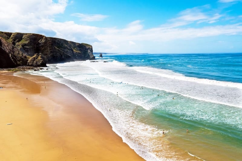 Praia da Arrifana, Algarve region