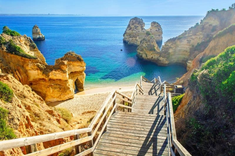 10 Most Beautiful Beaches in Portugal | The Mediterranean