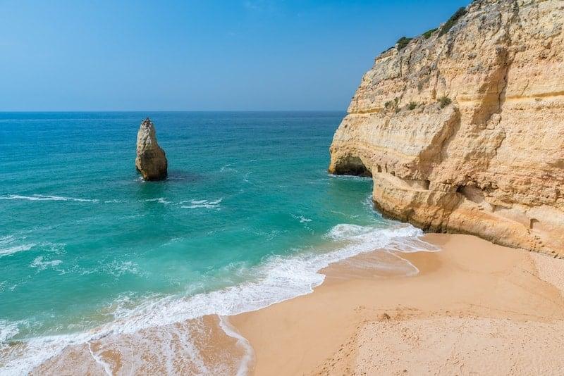 Praia de Carvalho, Algarve