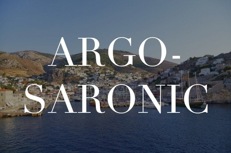 Argo-Saronic islands header