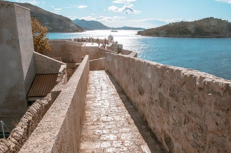 Walking Dubrovnik's City Walls