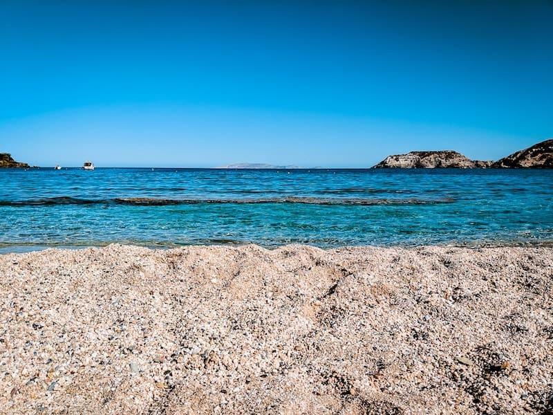 beach near Heraklion, Crete