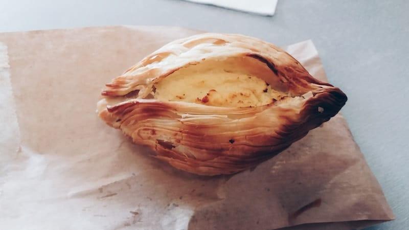 Pastizzi pie in Malta