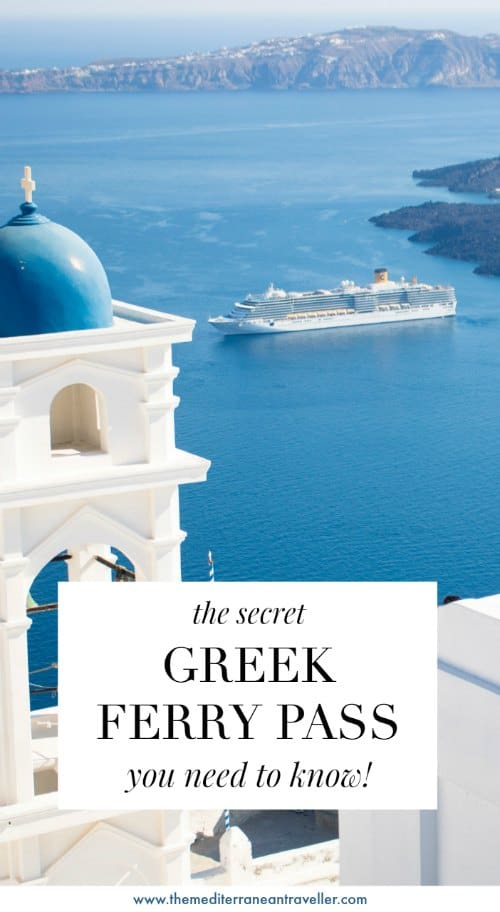 The Secret Greek Island Ferry Pass You Need to Know!