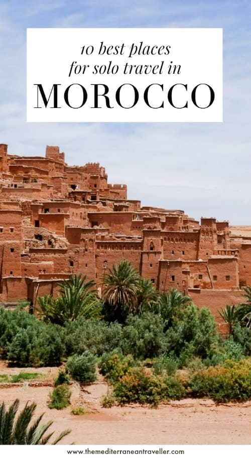 10 Best Places in Morocco for Solo Travel
