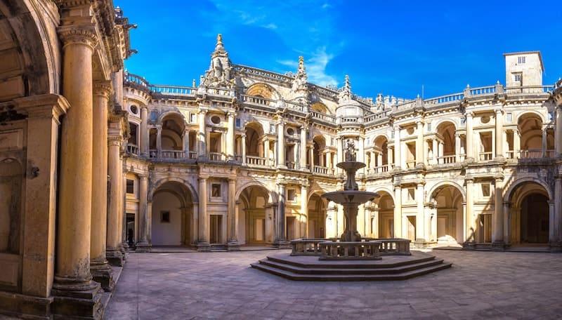 Baroque architecture in Coimbra