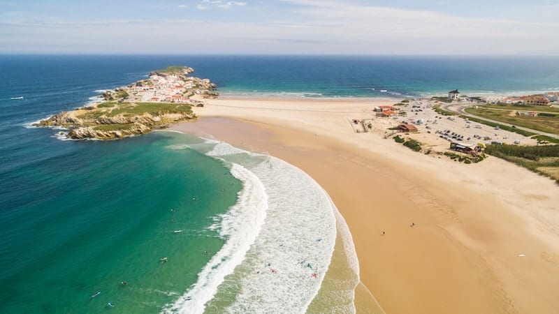 Baleal beaches