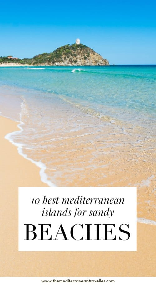 Which Are the Best Mediterranean Islands for Beaches?