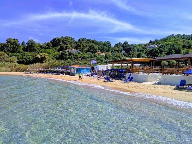Kanapitsa beach