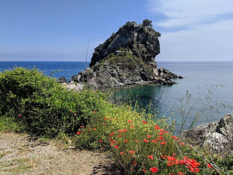 Agios Ioannis, the Mamma Mia chapel