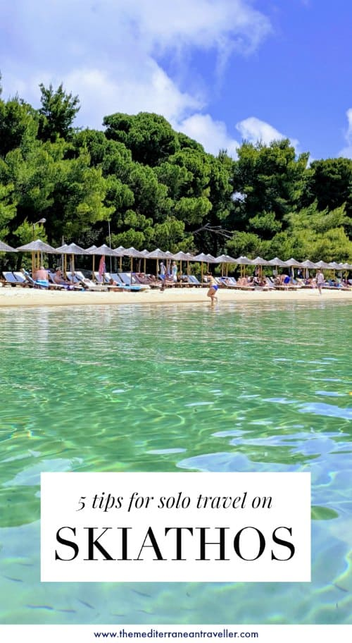 Skiathos – What's Is Like for Solo Travellers?