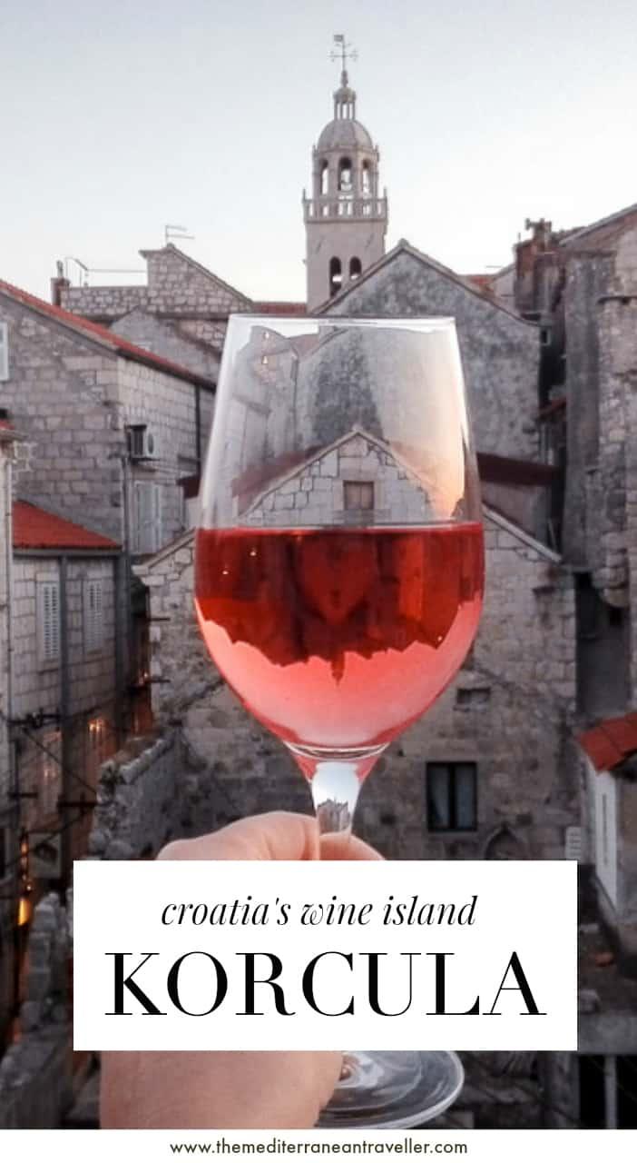 3 Days on Korčula – A Quick Solo Trip to Croatia's Wine Island