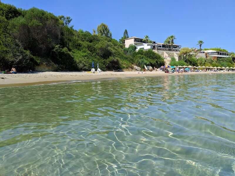 one of the beaches at Agios Nikolaos, Vassilikos