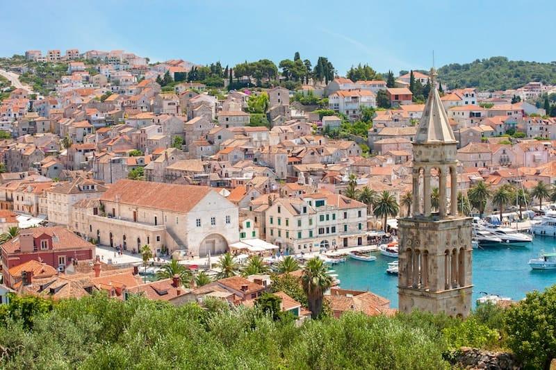 spectacular Stari Grad old town