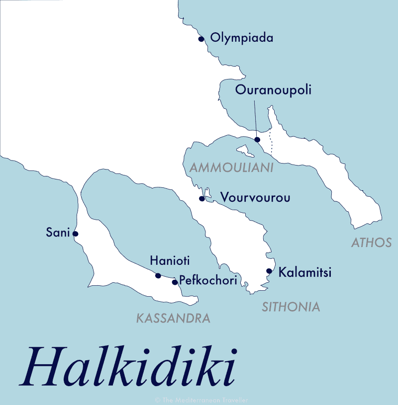 Where to Stay in Halkidiki: Ultimate Beach Resort Guide   The Mediterranean  Traveller