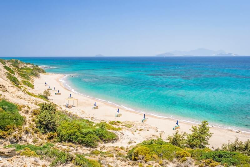 10 Most Beautiful Beaches on Kos   The Mediterranean Traveller